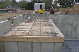concrete ceiling journey to our dream home end week 5 finishing the basement