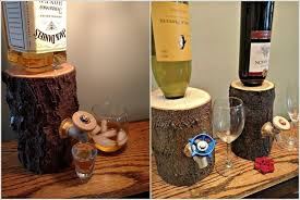 10 creative wood log crafts to try this winter
