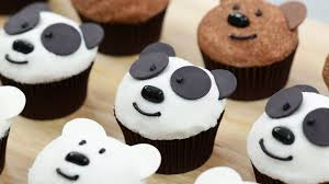 we bare bears cupcakes nerdy nummies youtube
