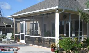 patio enclosures as the spaces for enjoying outdoor living