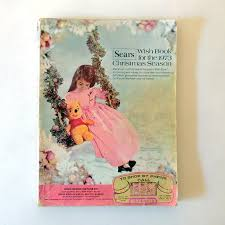 wish catalog 1973 sears wish book christmas catalog lots of toys sold on ruby