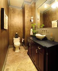 Powder Room Vanities Contemporary Faux Painting Powder Room Contemporary With Pulls Top Bathroom