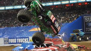 monster truck jam chicago monster trucks return to minneapolis at new stadium dec 10
