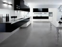 cuisine blanche sol noir cuisine blanche sol noir 14 le carrelage damier noir et blanc