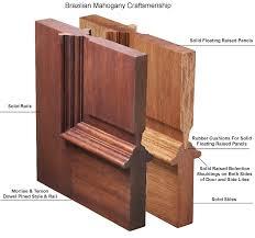 Exterior Doors Wooden Affordable Front Doors