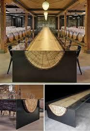 Unique Desk by 20 Of The Most Unique Desk And Table Designs Ever 2 Log Table 5