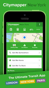 New York travel apps images Citymapper new york london paris berlin the ultimate jpg