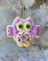 hibou fimo objets et deco fimo clay polymers and