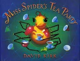 miss spider u0027s tea party