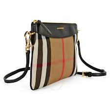 burberry siege social burberry horseferry check leather clutch black burberry