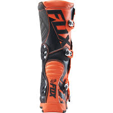 metal mulisha motocross boots fox racing 2016 comp 5 boots orange available at motocross giant