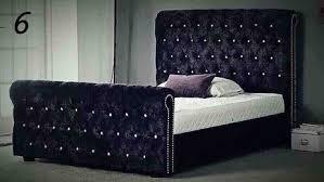 Chesterfield Sleigh Bed Chesterfield Sleigh Bed My New Furniture