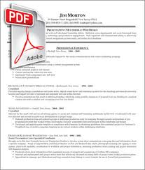 free resume template downloads pdf 3 useful websites for free