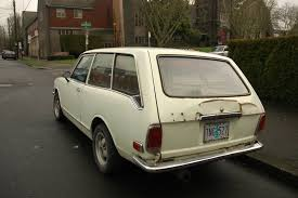 toyota corolla station wagon for sale parked cars 1973 toyota corolla station wagon and jason