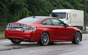 peugeot 406 coupe stance 2017 bmw m4 lci spotted in basic specification autoevolution