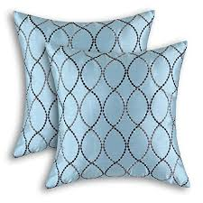 light blue accent pillows winsome blue couch pillows navy denim by featuring throw accent for