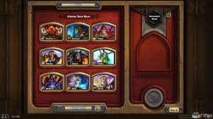 hearthstone android hearthstone arrives to android