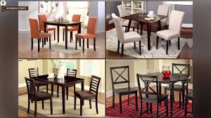 6 Seater Wooden Dining Table Design With Glass Top Dining Table Sets 4 Seater Dining Table Set Online Wooden