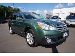 subaru station wagon green green subaru outback in new jersey for sale used cars on