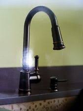 bronze kitchen faucets moen bronze kitchen faucets ebay