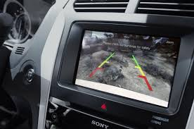 nissan frontier backup camera nhtsa announces date for backup camera implementation truck trend