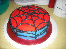 12 best spiderman cake images on pinterest spiders anniversary
