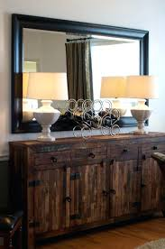 dining room buffet table modern buffet table dining room with