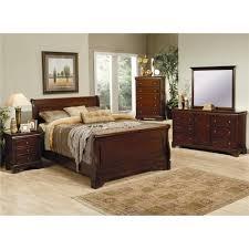 coaster furniture 201481kw versailles california king sleigh bed