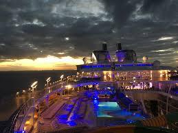 royalcaribbean royal caribbean harmony of the seas recap wishes and dishes