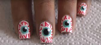 8 spooktacular halloween nail art ideas