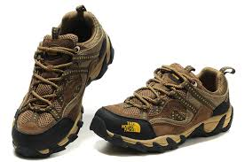 womens north face comfort hiking mesh shoes brown online shop