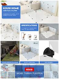 All Living Things Luxury Rat Pet Home by Amazon Com Kousi Small Pets Playpen Indoor Yard Fence For Small
