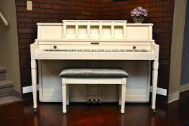 white collection piano revival project