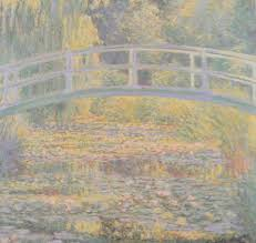 the color of water pages our monet inspired u201cwater lily pond u201d paintings practical pages