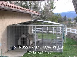 kennel covers 6x10 10x10 12x12 youtube