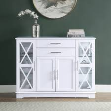 gremlin wheeled kitchen storage sideboard buffet cabinet white wood goblin wheeled kitchen storage sideboard buffet cabinet