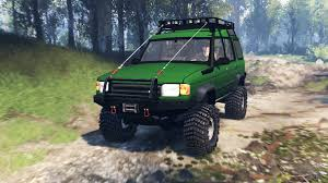 land rover discovery 4 off road land rover for spintires download for free