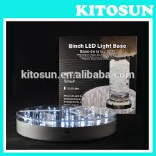 Led Light Base For Centerpieces by Economical Fairy Led Decoration Mirror Under Table Centerpieces