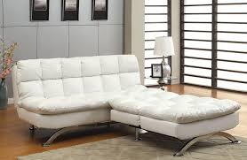 amazon com furniture of america ethel leatherette convertible