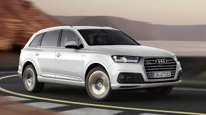 Audi Q7 Night Black - 2017 audi q7 review
