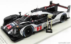 porsche 919 hybrid 2016 spark model 18lm16 scale 1 18 porsche 919 hybrid 2 0l turbo team