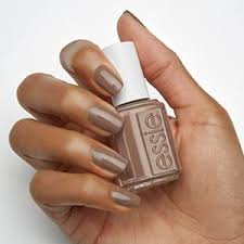 light brown nail polish truth or bare light cinnamon brown nail polish nail color essie