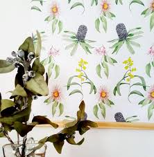botanical wrapping paper christmas botanical gift wrap paper and style co