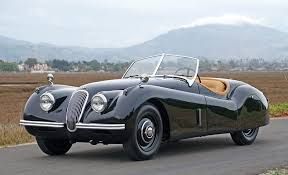 1952 jaguar xk120 ots goodman reed motorcars