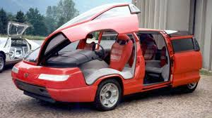 bmw minivan concept 1988 bertone lamborghini genesis concept we forgot