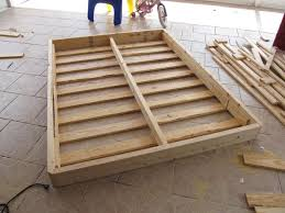 latest diy box spring with bed frame without box spring home