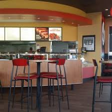 Fast Food Restaurant Floor Plan Panda Express Chinese 5016 E Sprague Ave Spokane Valley Wa