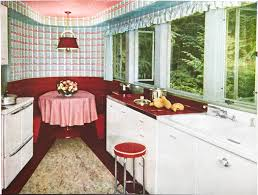 1950 kitchen design how the kitchen has changed over 100 years vintage kitchens