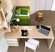 attractive modern children u0027s desk designs image 15 green white