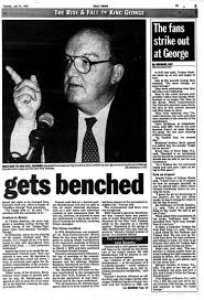 boss benched george steinbrenner loses control of yankees ny